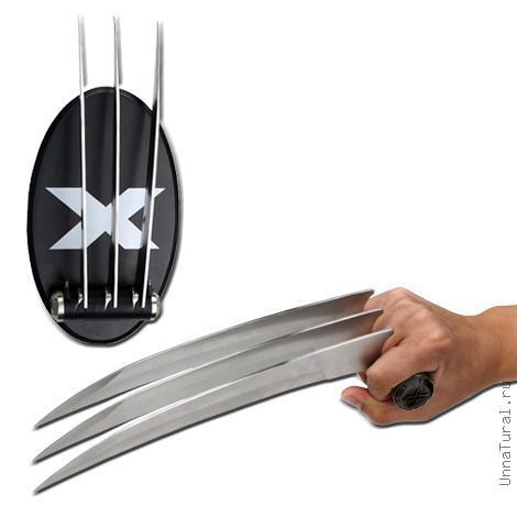 X Men 8 Необычное оружие из фильмов