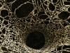 thumbs aranea 2 Потрясающие воображение мозаики Анджело Муско, состоящие из тысяч обнаженных тел