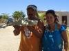 thumbs cyclops shark  7 Зубастый Циклоп: в Мексике поймана одноглазая акула альбинос