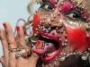 thumbs elaine davidson world record holder for most piercings 17 самых модифицированных людей на планете Земля