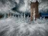 thumbs fb 2 Ледяные пейзажи иного мира, скрытого за стенами заброшенного здания