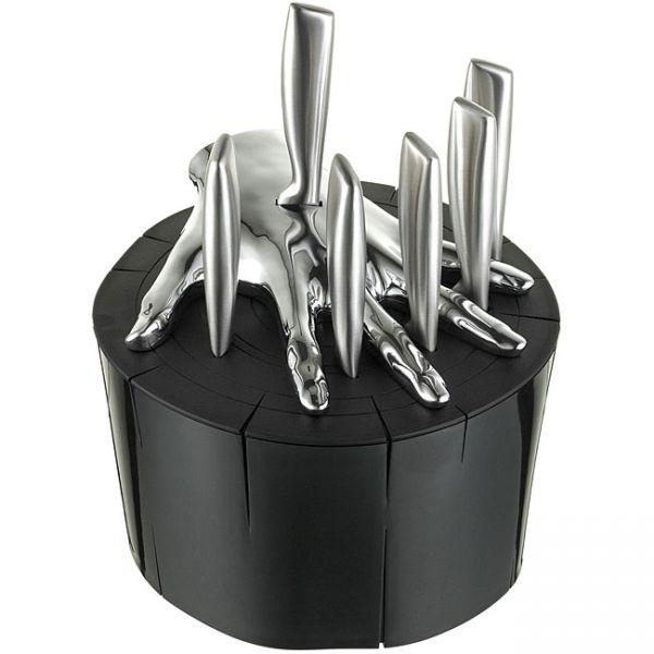 ff 1 Подставка для ножей: 5 пальцев