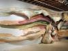 thumbs boulder1 Бразильский художник Энрике Оливейра 'пустил корни' в художественной галерее «Национального музея искусства Африки»