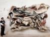 thumbs inst 76 Бразильский художник Энрике Оливейра 'пустил корни' в художественной галерее «Национального музея искусства Африки»
