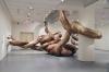 thumbs wash1 Бразильский художник Энрике Оливейра 'пустил корни' в художественной галерее «Национального музея искусства Африки»