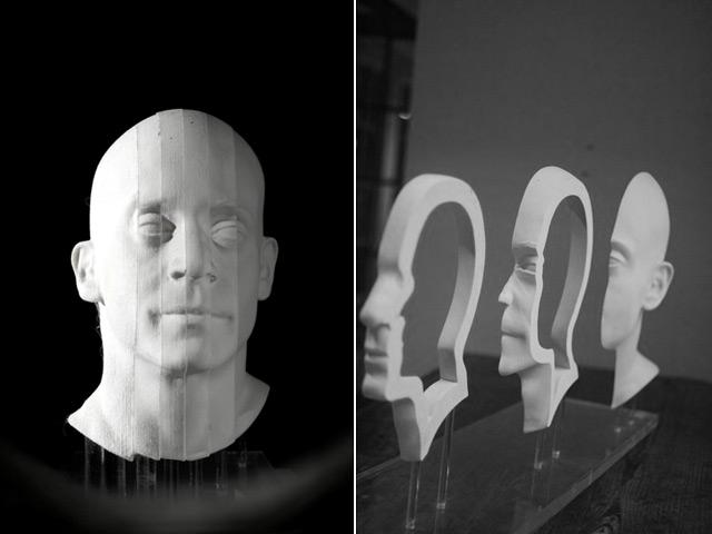 jonty hurwitz 9 Невероятные скульптуры Джонти Гурвица