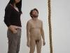 thumbs man and rope 3 8 скульпторов, создающих самые невероятные гиперреалистичные скульптуры