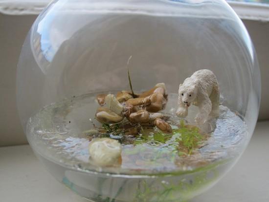 light bulb terrarium 4 3 Топ 5: живые террариумы в лампочках