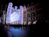 thumbs light cathedral  3 Ярчайшим украшением Гентского фестиваля в этом году стал собор, горящий 55 тысячами светодиодных ламп