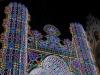 thumbs light cathedral  5 Ярчайшим украшением Гентского фестиваля в этом году стал собор, горящий 55 тысячами светодиодных ламп