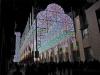 thumbs light cathedral  6 Ярчайшим украшением Гентского фестиваля в этом году стал собор, горящий 55 тысячами светодиодных ламп