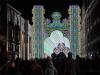 thumbs light cathedral  7 Ярчайшим украшением Гентского фестиваля в этом году стал собор, горящий 55 тысячами светодиодных ламп