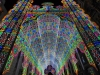 thumbs light cathedral  8 Ярчайшим украшением Гентского фестиваля в этом году стал собор, горящий 55 тысячами светодиодных ламп