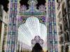 thumbs light cathedral  9 Ярчайшим украшением Гентского фестиваля в этом году стал собор, горящий 55 тысячами светодиодных ламп