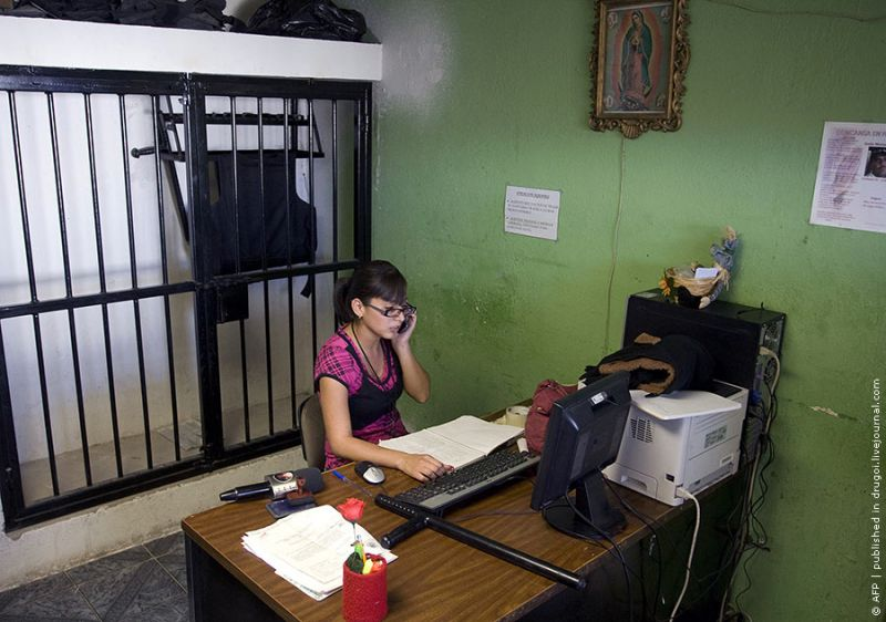 marisol valles garcia 1 Самая храбрая женщина Мексики