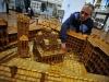 thumbs plamen ignatov 1 Мужчина потратил 16 лет своей жизни на постройку модели Рильского монастыря из 6 000 000 спичек