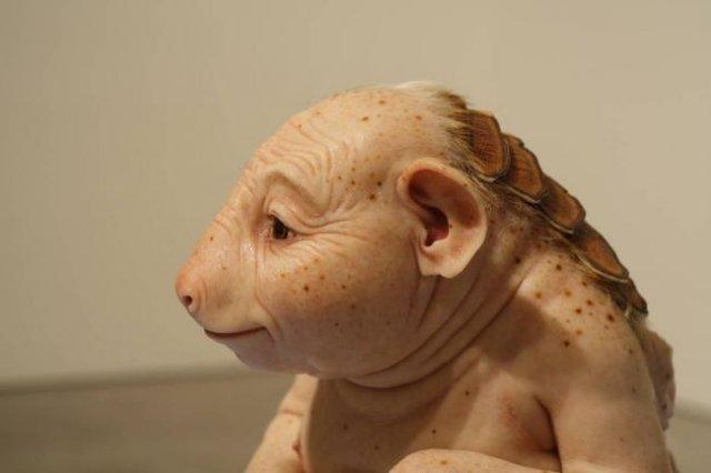 25surrogate for the northern hairynosed wombat Трогательный ад от Патриции Печинни