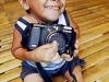 thumbs shortest man 8 Самый маленький человек в мире