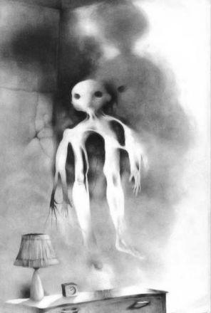 Здзислав Бексиньский Alien