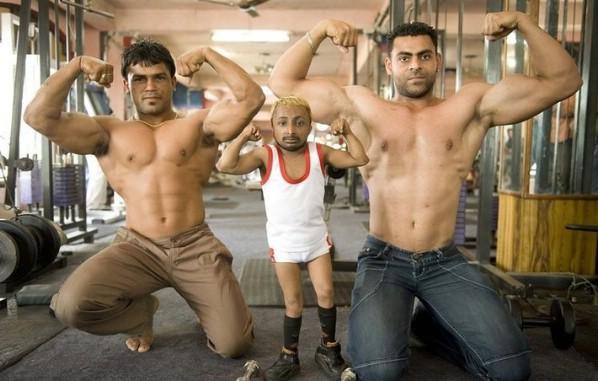 world smallest bodybuilder 8 Самый маленький культурист в мире