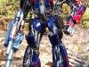 thumbs yang junlin transformers army 14 Китайский фанат трансформеров создал целую армию боевых роботов