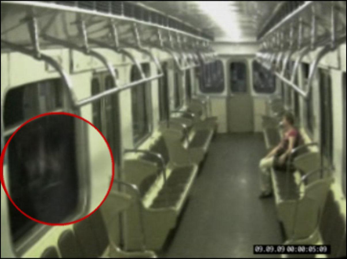 metro В московское метро вселился дьявол