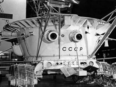 lunohod 1.thumbnail Советский луноход, потерянный 40 лет назад, начал посылать сигналы на Землю