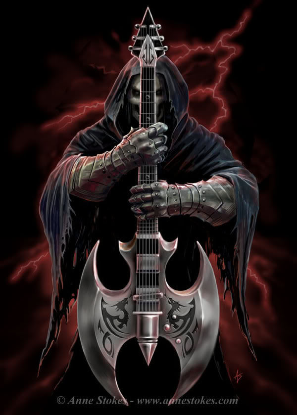 Rock god by Ironshod Сделка с дьяволом