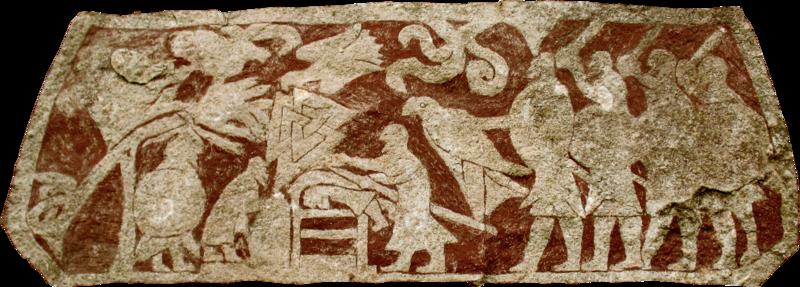 blood eagle Самые необычные и ужасные пытки в истории человечества
