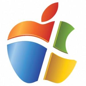 Apple Microsoft 300x300 10 самых глупых ошибок в высоких технологиях