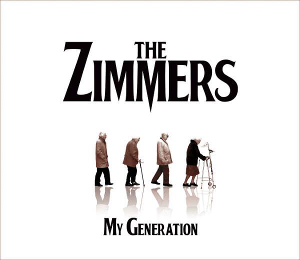 The Zimmers Самые самые самые пожилые рокеры в мире, группа The Zimmers