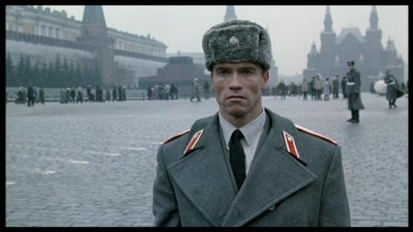 1 Арнольд Шварценеггер посетил Москву