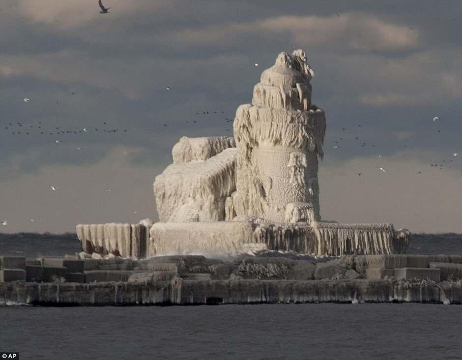 Lighthouse 1 Маяк Снежной Королевы