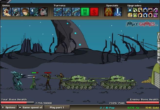 age of war 2 Военная Эпоха 2 / Age of War 2