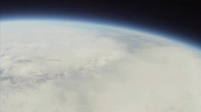 space ballon Космический шарик