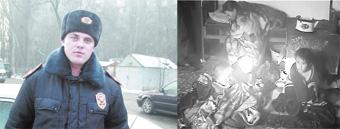 hero Герой в погонах: милиционер, рискуя своей жизнью, вытащил из упавшего в канал автомобиля 9 человек