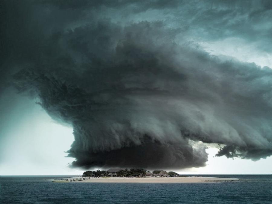tornado island Остров невезения