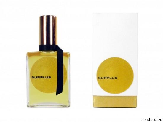 Surplus perfume 2 Пикантная туалетная вода из человеческих фекалий
