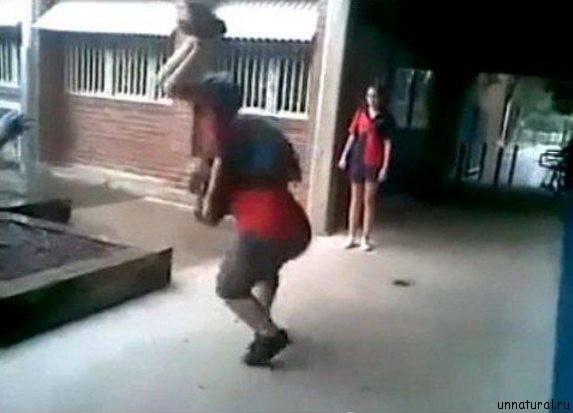 punisher 1 C меня хватит: школьник чуть не убил своего одноклассника, который на протяжении многих лет его терроризировал