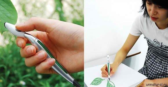 rgb pen 1 Сканирующая цвета ручка