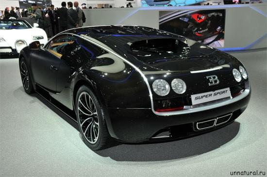 Bugatti Veyron 16.4 Super Sport 3 Самый дорогой автомобиль в мире