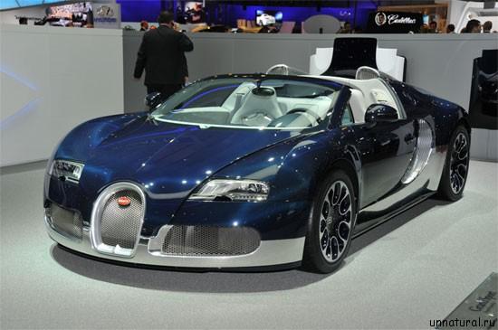 Bugatti Veyron 16.4 Super Sport 4 Самый дорогой автомобиль в мире
