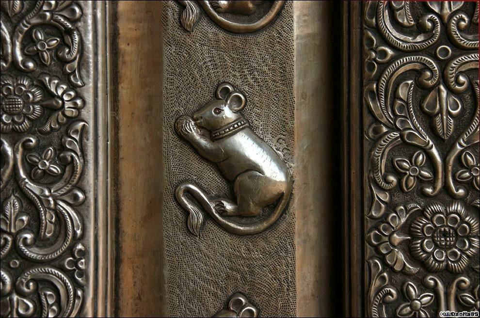 Karni Mata rats 19 Карни Мата: Крысиное Святилище