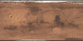 Mare Acidalium Почему Марс красный?