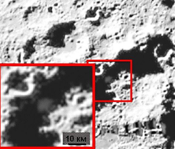 nasa lady on moon На одном из снимков Лунной поверхности специалисты НАСА обнаружили женское лицо