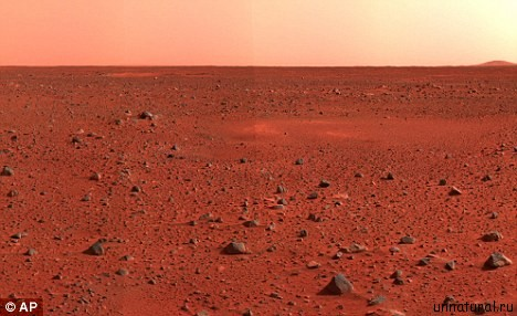red mars 1 Почему Марс красный?