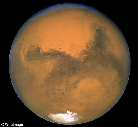 red mars 2 Почему Марс красный?