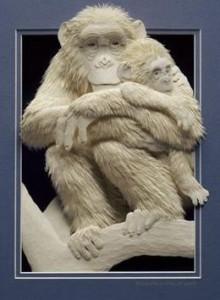Calvin Nicholls Zoo Paper post 220x300 Бумажный зоопарк Кальвина Николса