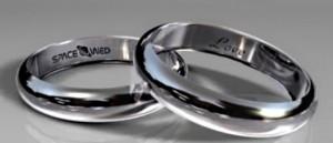 Space Wedding Rings 6 300x129 SWR: космические свадебные кольца
