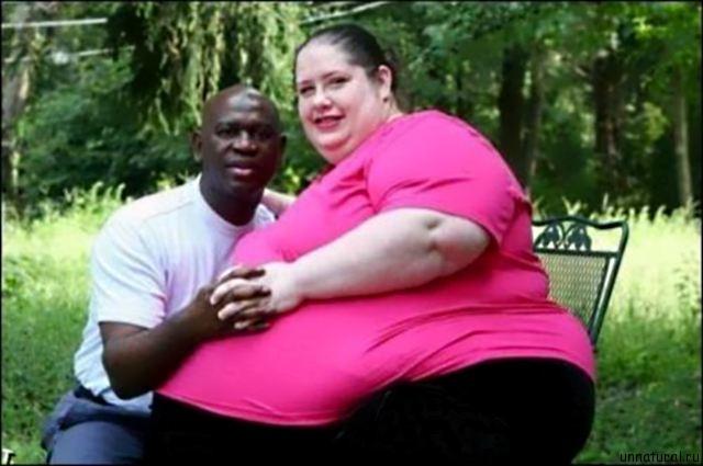 Donna Simpson Самая тяжелая женщина в мире